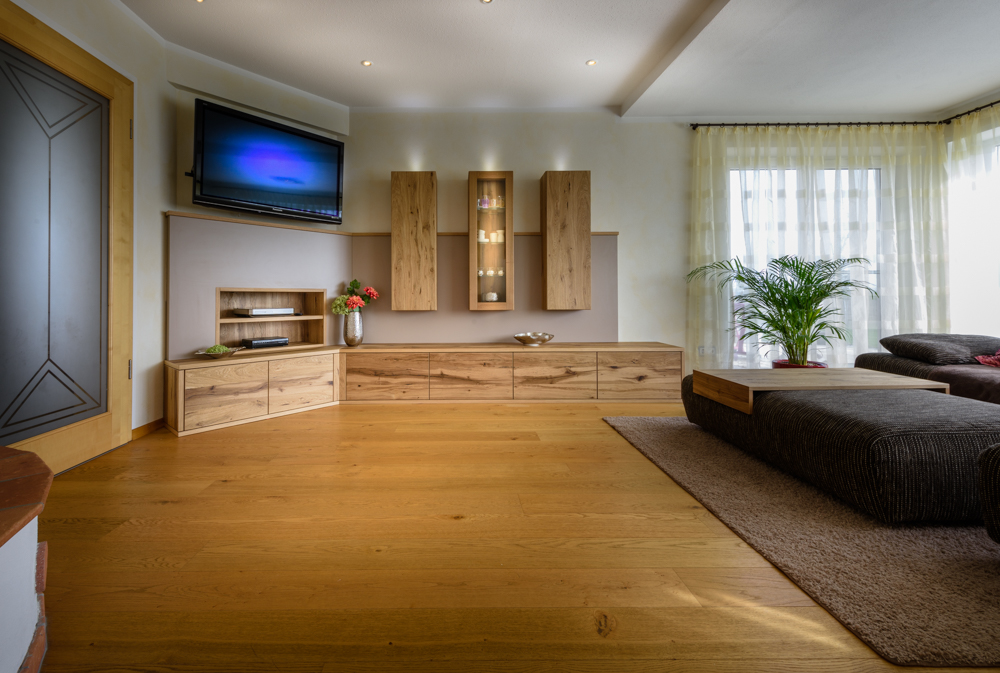Wohnzimmer 306 - Schreinerei Weber