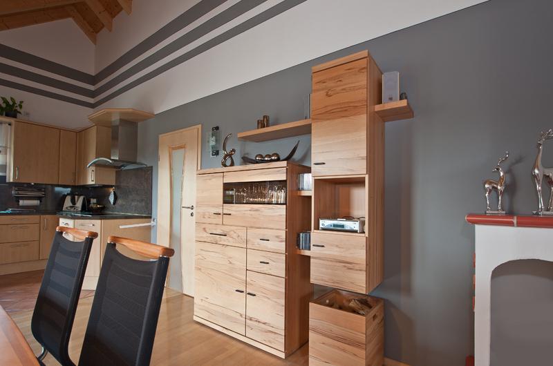 Wohnzimmer 229 - Schreinerei Weber