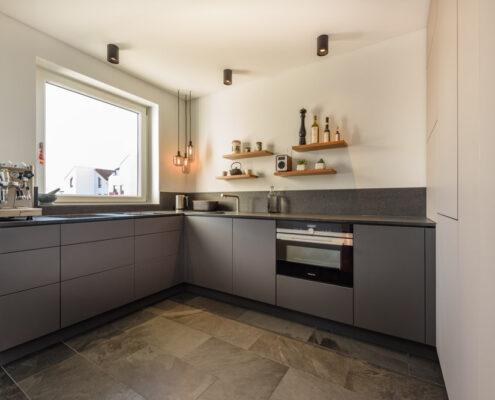 Küche grifflos